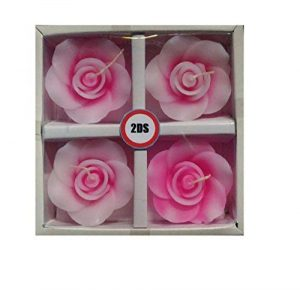 2DS Rose Floating Candles
