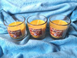 Amberwood candles