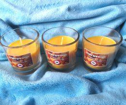 Amberwood candles