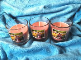 Mixed Fruit candles