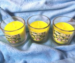 apple fresh candles