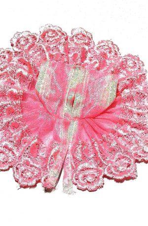 Gopal Poshak Chikan Pink