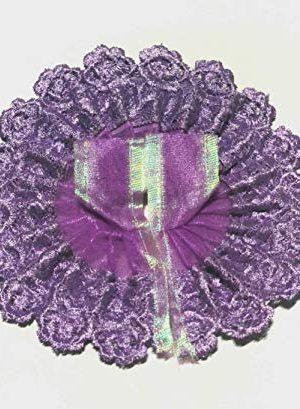 Gopal Poshak Chikan Purple