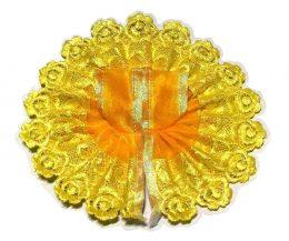 Gopal Poshak Chikan Yellow
