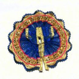 Gopal Poshak Zari Blue