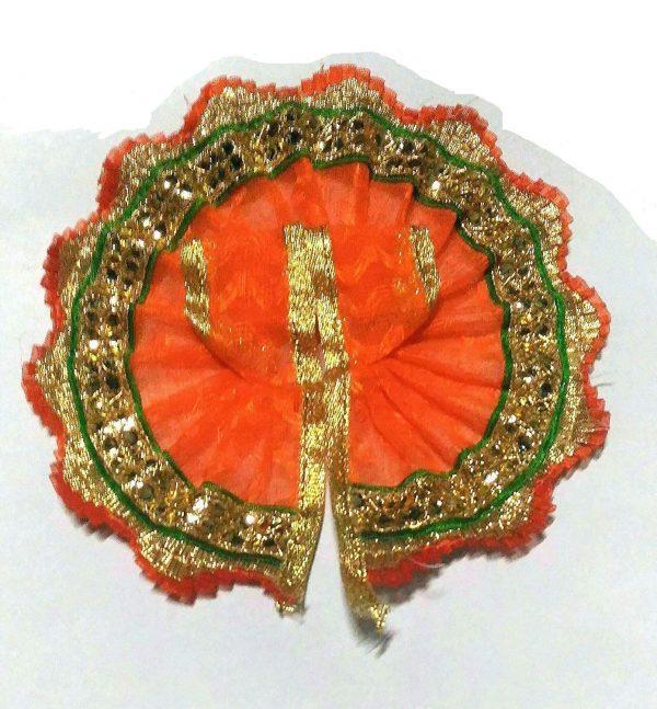 Gopal Poshak Zari Orange