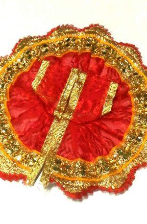 Gopal Poshak Zari Red