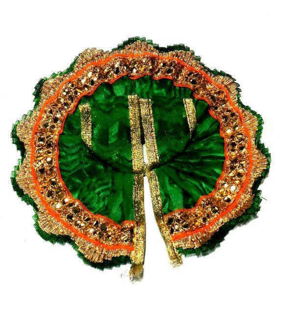 Gopal Poshak Zari green