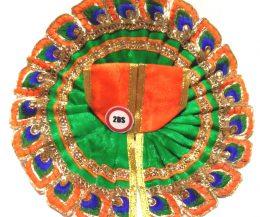 2ds Laddu Gopal Poshak Green M